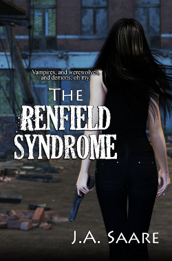 KLB Tour & Review: The Renfield Syndrome by J.A. Saare